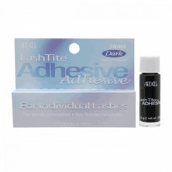 Klej do rzęs - LashTite Adhesive dark 3,5 g