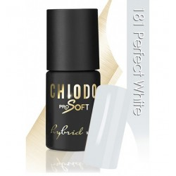 CHIODO PRO Soft lakier hybrydowy nr. 181 - Perfect White