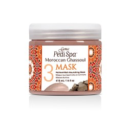 GENA Pedi Spa Moroccan Ghassoul Mask 415ml