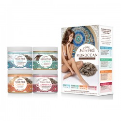 GENA Pedi Spa Moroccan Ghassoul Intro Kit