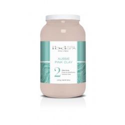 IBD PEDISPA Aussie Pink Clay 2 Detox Scrub 5,8kg