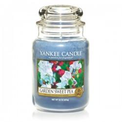 Yankee Garden Sweet Pea 623g