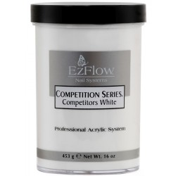 EzFlow puder akrylowy Competition White 453g